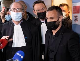 """Weinig klaarheid op dag één van het 'sextape'-proces Valbuena-Benzema: """"Bijna iedereen is hier, behalve Karim. Dat is jammer"""""""
