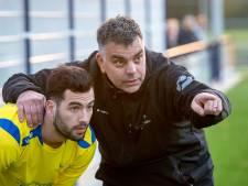 Heino Zegveld ook volgend seizoen trainer van EMM Randwijk om 'van jongens mannen te maken'