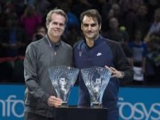 Zo haalde Edberg Federer uit dal na rampjaar 2013: 'Hij liep naast zijn schoenen'