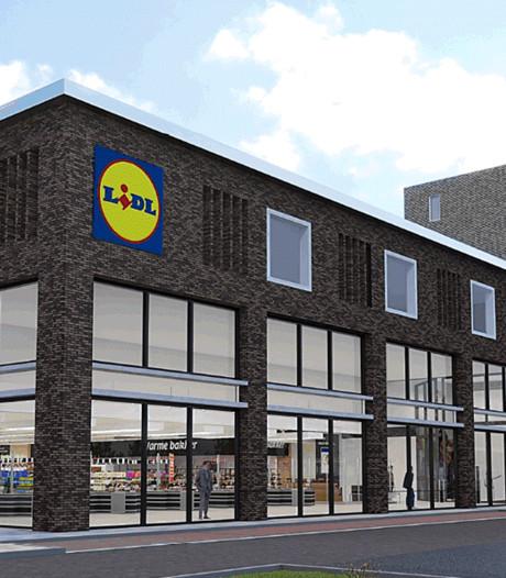 Lidl toont impressie winkelcentrum Veenendaal-Oost