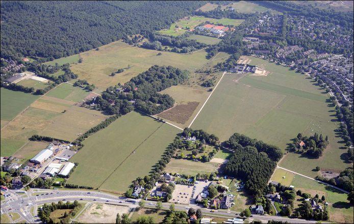 Een van de bekendere groene plekken van de gemeente Heumen: het Lierdal, op de grens tussen de gemeenten Heumen en Mook en Middelaar.