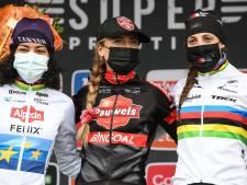Betsema wint in Middelkerke, Superprestige prooi voor wereldkampioene Brand