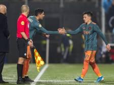 Van de Beek, Martinez en Alvarez bij Ajax-selectie voor duel met Chelsea