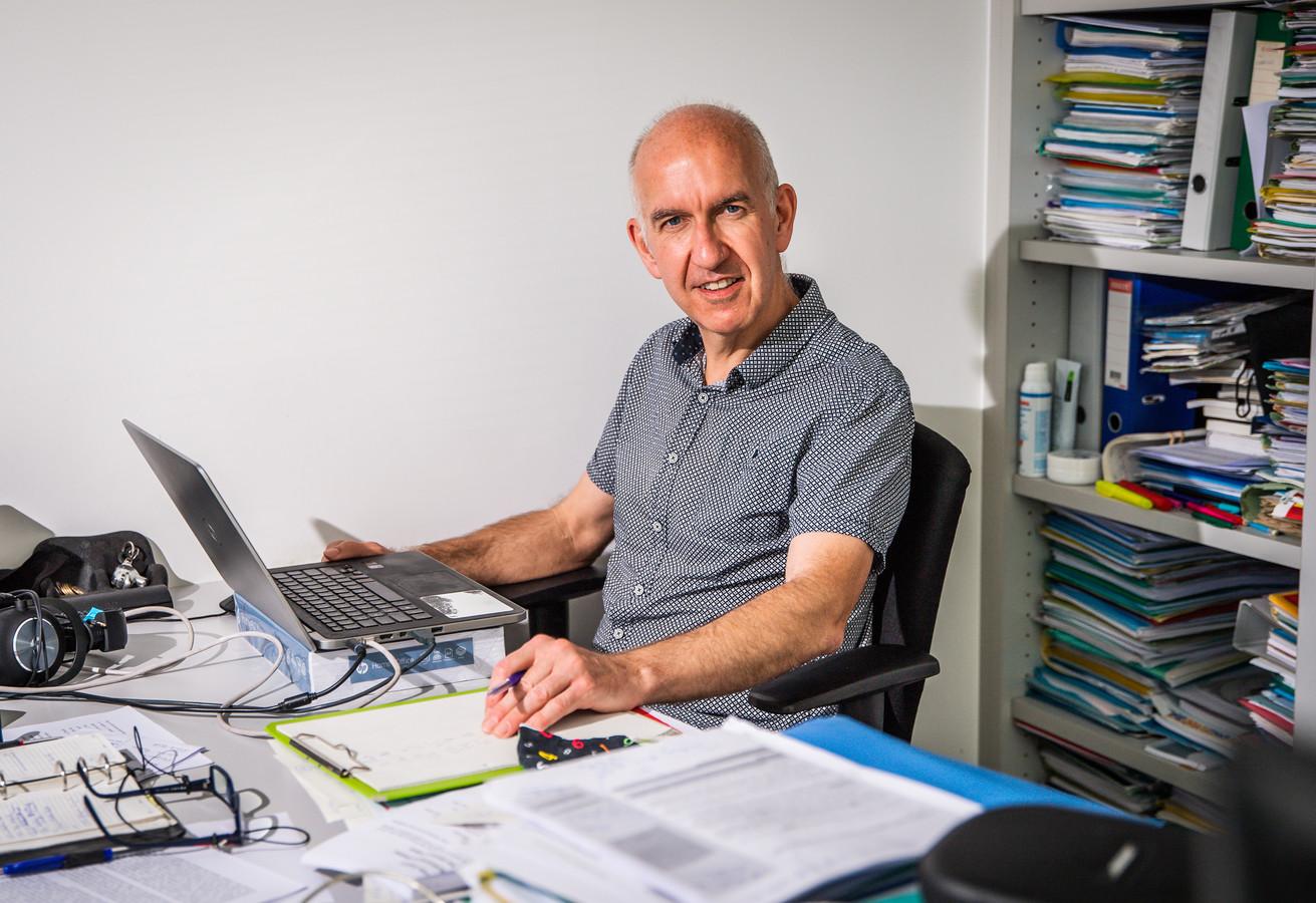 Biostatisticus Geert Molenberghs (UHasselt/KU Leuven).