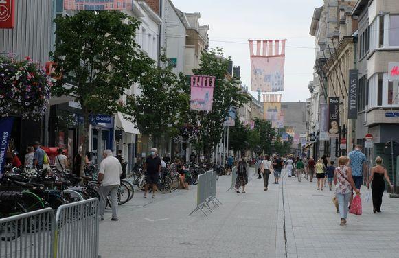 Geen overrompeling op de Bruul in Mechelen