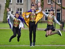 'Klèèn' Pezerikken enige officiële carnavalsvierders in Beek