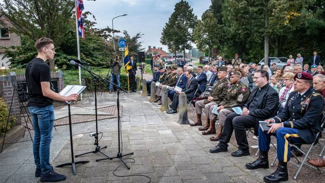 Grote wens van ex-kankerpatiënt Youri Pouwels (17) gaat in vervulling: spreken bij een oorlogsherdenking