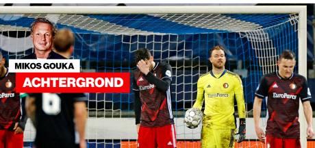 Feyenoord in vicieuze cirkel: Het moet weer eens allemaal anders