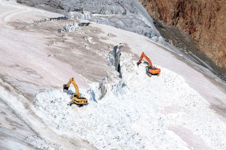 Wwf Oostenrijk Wil Gletsjer Vernietigen Voor Uitbreiding