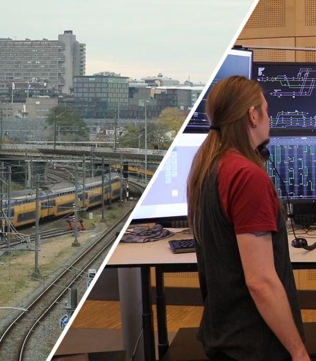 Opgelet: het personeelstekort bij ProRail is zó groot dat er veel treinen uitvallen deze zomer