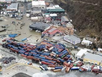 """Orkaan """"van epische omvang"""" treft Sint-Maarten, Nederland stuurt militairen"""