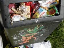 Voorlopig geen extra afvalbakken in gemeente Brummen