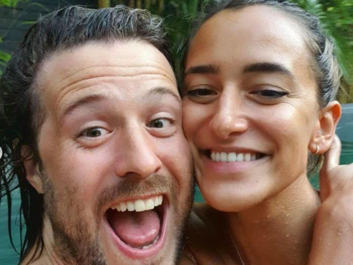Mathieu Terryn en Marie Wynants zijn getrouwd.