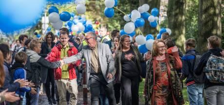 Anton van de Sanden uit Lochem ging veertig jaar elke dag met plezier naar school