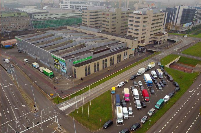 Beursgebouw in Eindhoven.