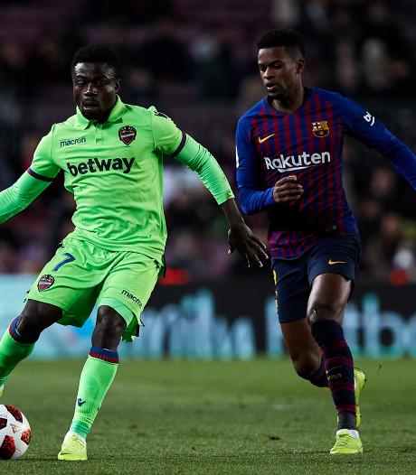 Levante wil via CAS Barça uit beker wippen