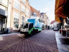 Onze binnensteden sturen vieze busjes en vrachtauto's straks weg, toch? 'Er zijn nog felle discussies'