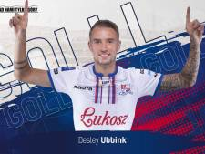 Eerste doelpunt op hoogste niveau in Polen voor Desley Ubbink uit Roosendaal