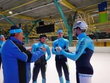 De toekomst staat centraal bij schaatsteam Brageld