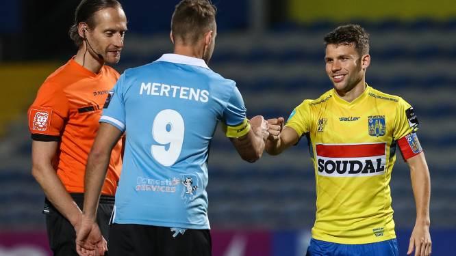 """Olympisch doelpunt Lukas Van Eenoo zet KVC Westerlo op weg naar belangrijke zege tegen SK Deinze: """"Als iedereen op niveau speelt, zijn we moeilijk te kloppen"""""""