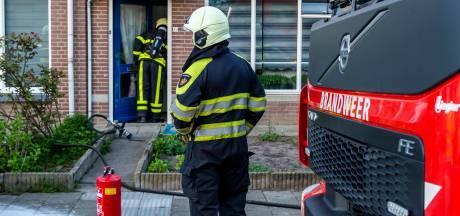 Kortsluiting zorgt voor brand in meterkast in Raamsdonksveer