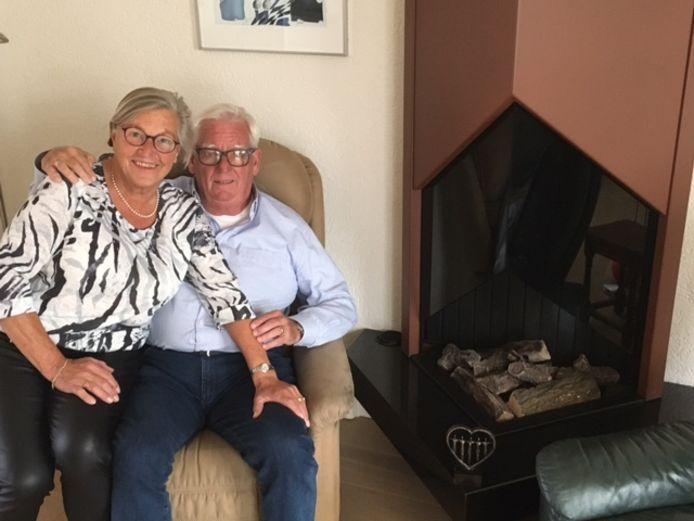 Het gouden paar Joh. (76) en Riet (74) Soons - Donker uit Helmond.
