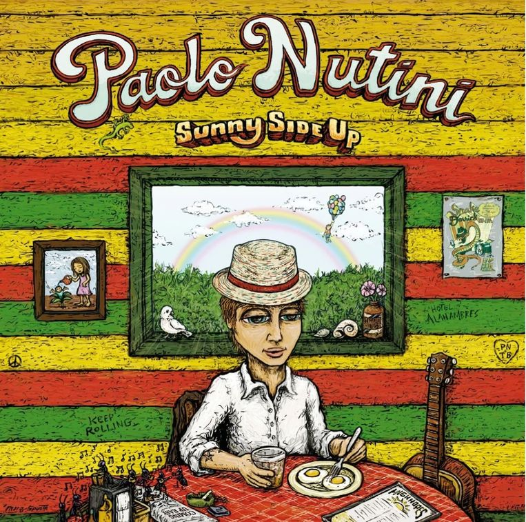 'Sunny Side Up' van Paolo Nutini. Beeld RV