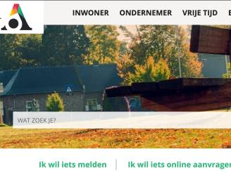 Inname openbaar domein regel je vanaf nu online in Aarschot