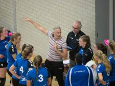 Kansloze nederlaag volleybalsters Scylla