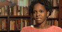 Imani Perry, professor Afrikaans-Amerikaanse studies aan de universiteit van Princeton