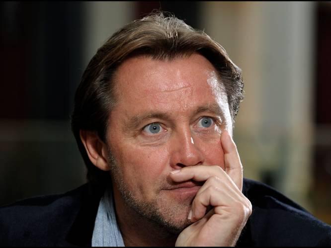 """Antwerp-icoon Lehnhoff (57) stuurde Anderlecht ooit wél wandelen: """"Het nieuws rond Refaelov is storend"""""""