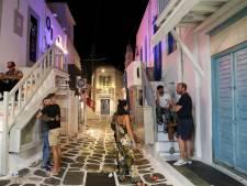 Situation chaotique à Mykonos après une explosion des contaminations