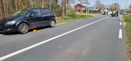 Fietser gewond bij aanrijding Bornerbroek