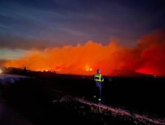 Meer dan 1.000 brandweerlui strijden tegen bosbranden in zuiden van Frankrijk
