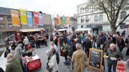 Eerste keer vaste avondshopping en laatste keer Foodtruckmarkt in Vilvoorde