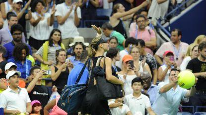 Suarez Navarro te sterk voor Sharapova