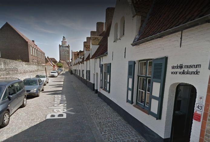 Het stedelijk museum voor Volkskunde is een tijdje dicht.