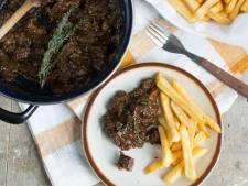 Wat Eten We Vandaag: Patatje stoofvlees