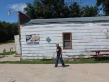 In je eentje wonen in een spookdorp: Elsie Eiler weet hoe het is