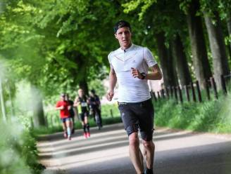 """600 kilometer in zeven dagen? Ontsteking dwarsboomt loopdroom Olivier Verhaege (41): """"Dan doe ik het traject maar op de fiets"""""""