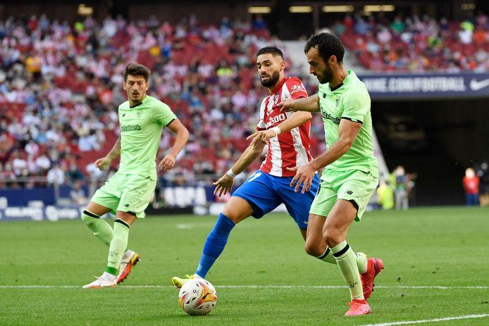 Deuxième 0-0 consécutif pour l'Atletico, déjà accroché par Porto, en Ligue des Champions, mercredi soir.