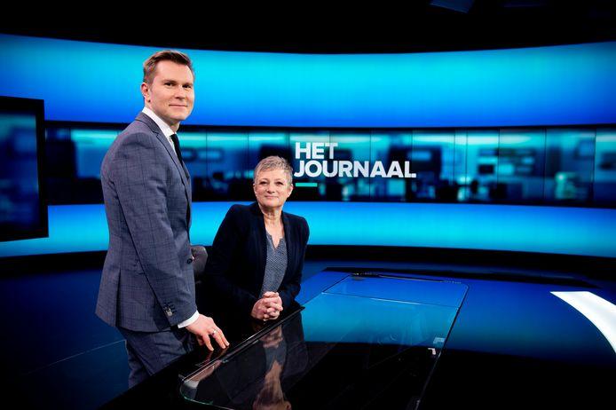 Wim De Vilder en Martine Tanghe