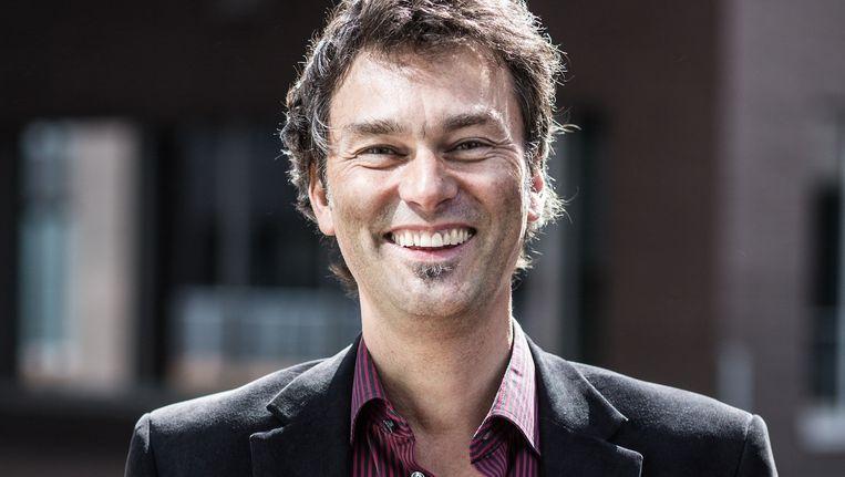 Martijn Bal is de nieuwe algemeen directeur van Film Fest Gent. Beeld wouter van vooren