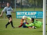 SAB-doelman Max Wigman redt punt tegen Waspik,  VCW moeiteloos langs Berkdijk