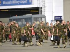 La Chambre adopte une résolution sur l'avenir de l'armée