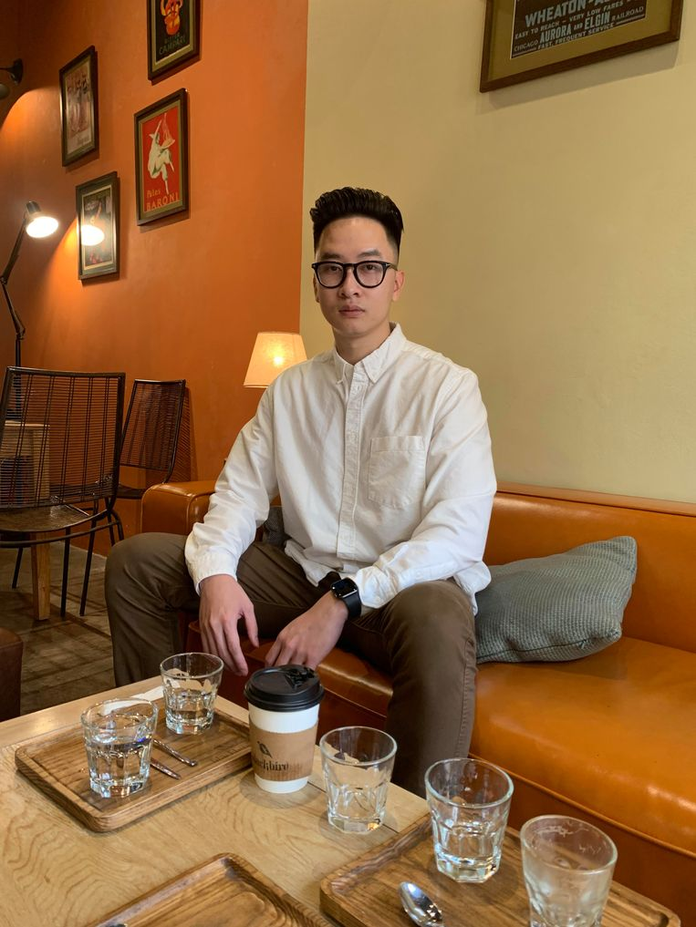 Tung Song Nguyen.  Beeld Khan Truong Trong