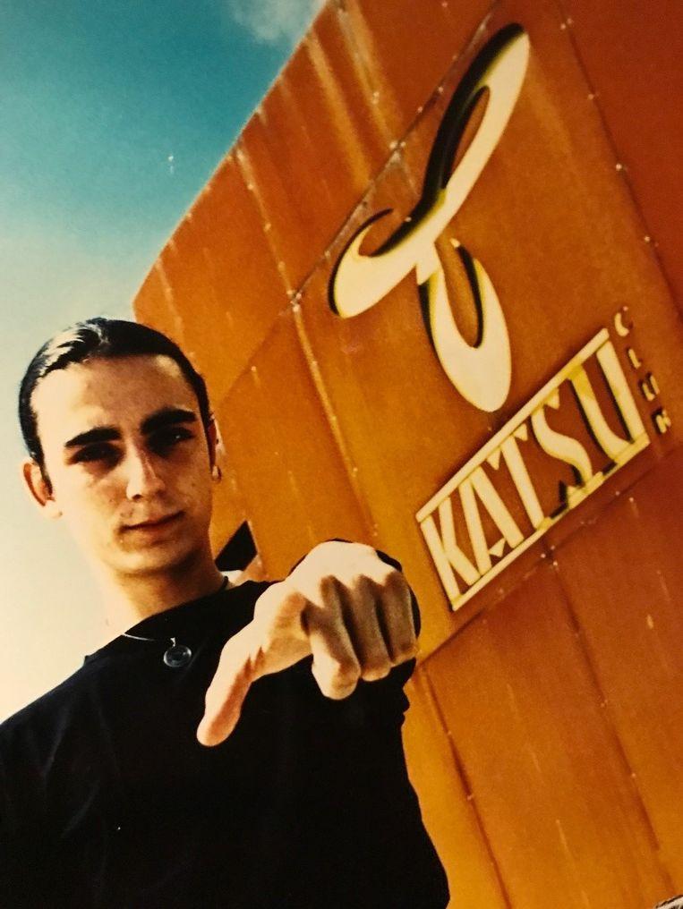 DJ Thierry Princiotta anno 1997