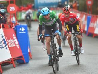 Martin zegeviert voor eerst sinds zomer van 2018, Roglic blijft leider in Vuelta