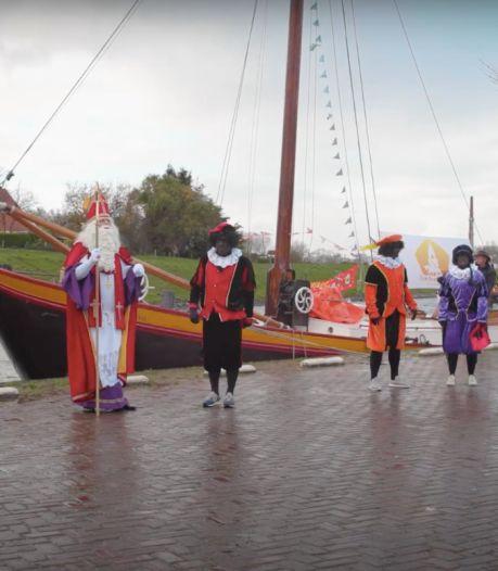 Sinterklaas 'arriveert stilletjes' in Arnemuiden