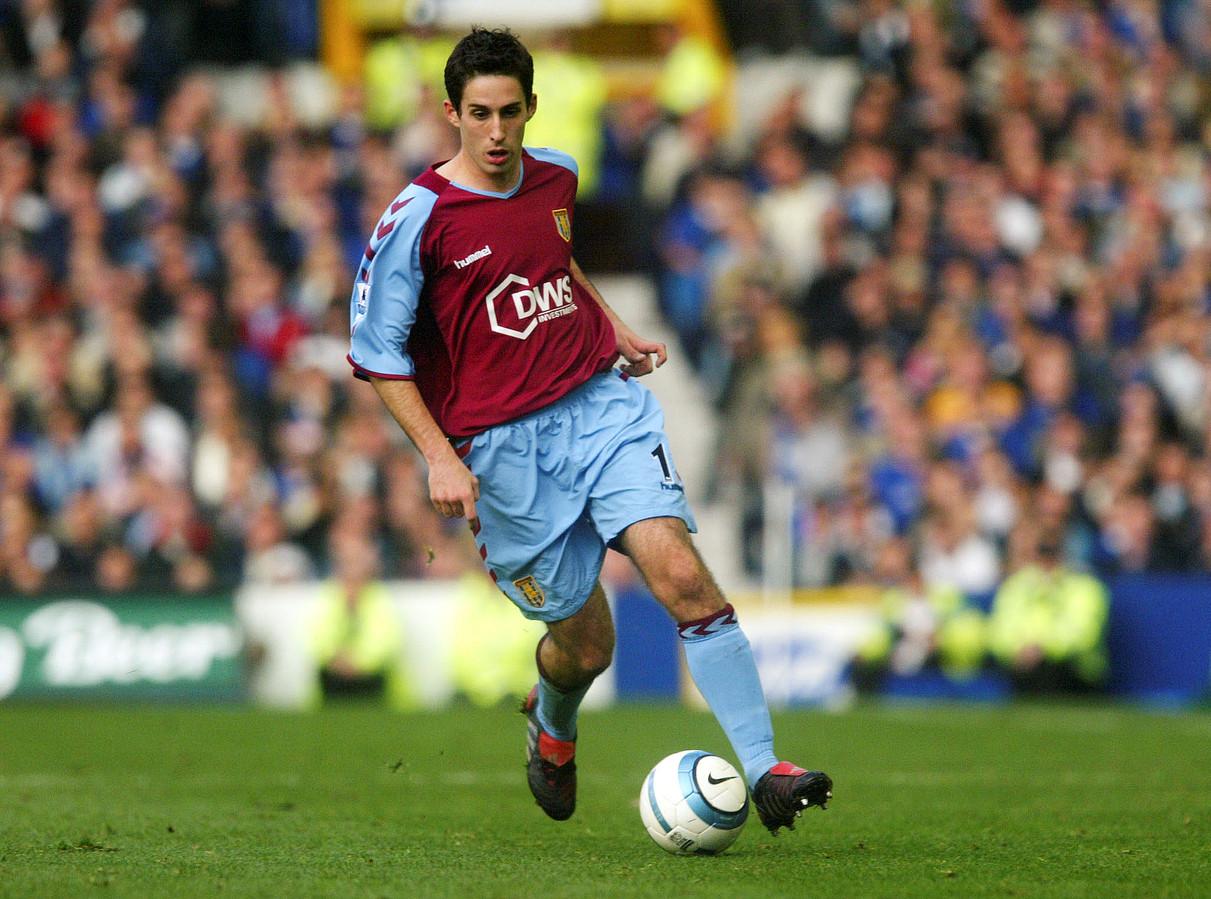 Peter Whittingham begon zijn carrière bij Aston Villa, waar hij 56 wedstrijden speelde.